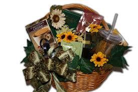 chagne gift baskets seasons change tea temptation gift basket