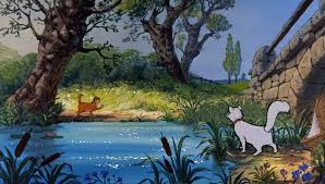 aristocats animation confabulation