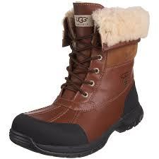 ugg men u0027s butte snow boot amazon ca shoes u0026 handbags