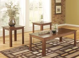 Ashley Furniture Glass Coffee Table Buy Ashley Furniture T105 13 Yoshi 3 Piece Coffee Table Set Da