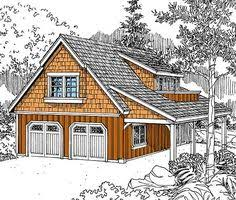 Carriage House Plans Detached Garage Plans by Plan 29887rl Snazzy Looking Carriage House Plan Carriage House