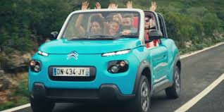citroen mehari citroen e mehari goes on sale from u20ac25 000 gets a new promo video