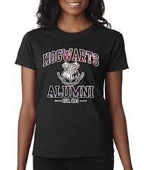 hogwarts alumni t shirt new way 214 women s t shirt hogwarts alumni galaxy harry potter