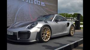 the new 2018 porsche 911 gt2 rs concept youtube