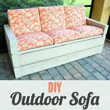 Free Plans For Outdoor Sofa by Loveseat Outdoor Loveseat Plans Amazing Outdoor Sectional Diy