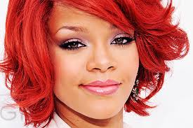 red hairstyles for black women red hair colors