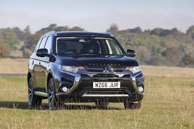 mitsubishi suv outlander 2016 special edition mitsubishi outlander phev juro news the car expert