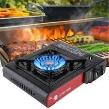 portable table top butane stove portable stove single burner butane gas cing oven tabletop