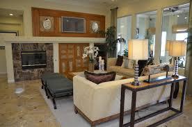 Gorgeous Fireplace Media Center Look Las Vegas Beach Style Family - Family rooms las vegas