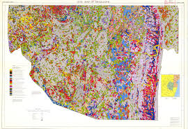 Swaziland Map Soil Map Of Swaziland Southern Sheet Esdac European Commission