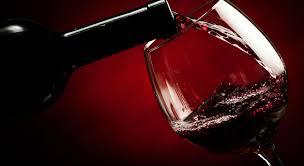 a glass of red wine to end the day fine u2013 me u2026 just saying
