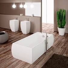 bathroom picture of bathroom decoration using square white