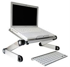 laptop riser for desk workez light ergonomic portable lightweight aluminum laptop