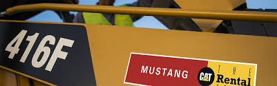 mustang cat southeast and houston equipment rental from mustang cat