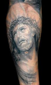 jesus tattoo by james tattooart photo no 8884