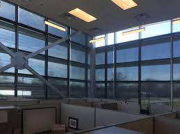 Solar Shades Solar Shades Take The Glare Out Of Large Windows