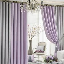 Modern Curtains For Living Room Modern Living Room Blackout Function Multi Colors Curtains Buy