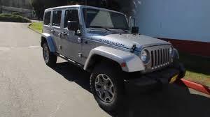 silver jeep rubicon 2014 jeep wrangler unlimited rubicon billet silver el210704