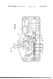 patent us4135377 central locking equipment for vehicle doors