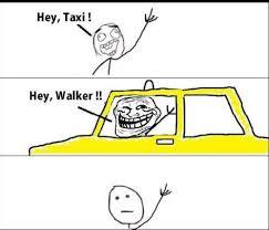 Poker Face Memes - taxi poker face meme comics
