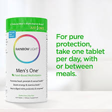 rainbow light men s one multivitamin review rainbow light men s one multivitamin review