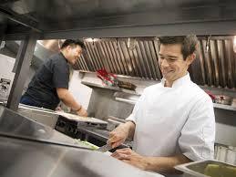 chef de cuisine with stofa former atelier chef de cuisine jason sawision steps