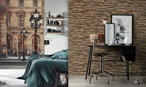 koziel studio mural illusion and trompe l il decoration do you feel like living in front of a paris monument or a brick wall the koziel studio catalog will allow you to be totally daring dr