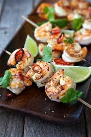 canapes with prawns donal skehan honey chilli prawn skewers