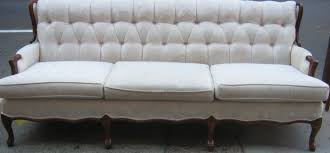 Vintage Settees For Sale French Provincial Sofa Reupholstered Centerfieldbar Com