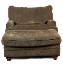 Overstuffed Armchair Overstuffed Chair And Ottoman Ebth