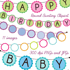 baby shower decorations clipart 52