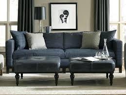 Navy Blue Leather Sofa Navy Blue Bemine Co