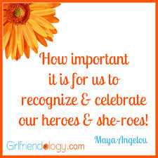 angelou international friendship day and you
