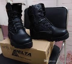 womens tactical boots australia durable outdoor shoes waterproof delta boots desert black color