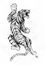 prowling tiger tattoo tattoos pinterest tiger tattoo tattoo