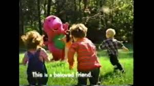 barney through a childs eyes 2002 youtube
