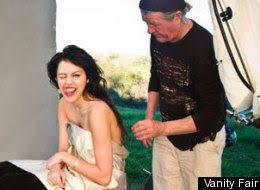Vanity Fair Celebrity Photos Miley Cyrus Bare In Vanity Fair Tells Fans She U0027s