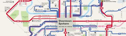 Spokane Wa Map Spokane Valley Wa U0027s Sidewalk Mysidewalk