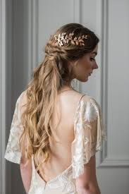 bridal headpiece best 25 bohemian headpiece ideas on wedding