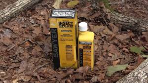 preventing bug bites in the woods survival