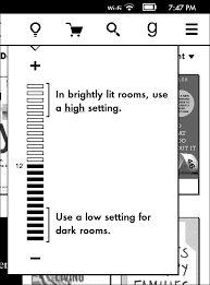 kindle paperwhite blue light filter reduce eye strain when using smartphones and tablets in the dark