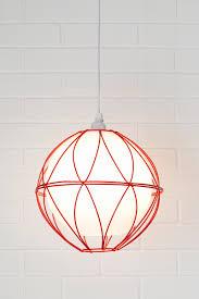 diy home lighting design easy lighting diy with no wiring required u2014 wire basket globe