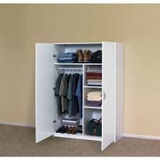 portable closet ikea modern bedroom with closetmaid 48 in multi