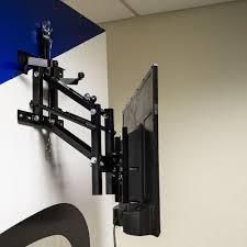 Tv Wall Mount Lowering Drop Down Tv Wall Mount Git Designs