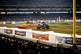 monster truck angel stadium editorial photo image 12599521