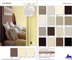 palette de couleur peinture pour chambre peinture 30 couleurs tendance pour repeindre la maison