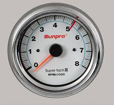 sunpro sun super tach ii tachometers cp7903 free shipping on