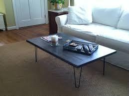 hairpin leg coffee table round furnitures hairpin leg coffee table elegant hairpin leg coffee