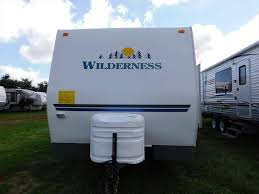 2006 fleetwood wilderness ellington ct rvtrader com