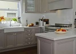 white kitchen cabinets with taupe backsplash painted kitchen cabinets 14 reasons to transform yours
